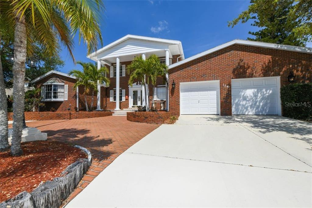 Single Family Home for sale at 154 Lookout Point Dr, Osprey, FL 34229 - MLS Number is A4462693