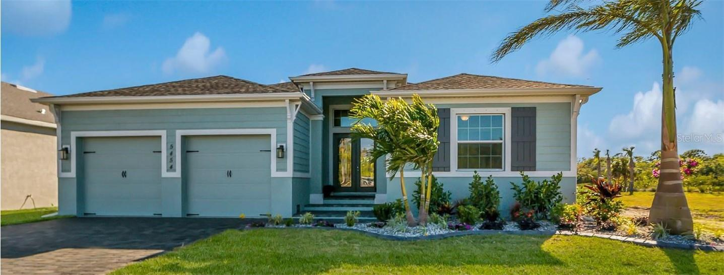 Heron Model - Single Family Home for sale at 5485 56th Ct E, Bradenton, FL 34203 - MLS Number is A4463869