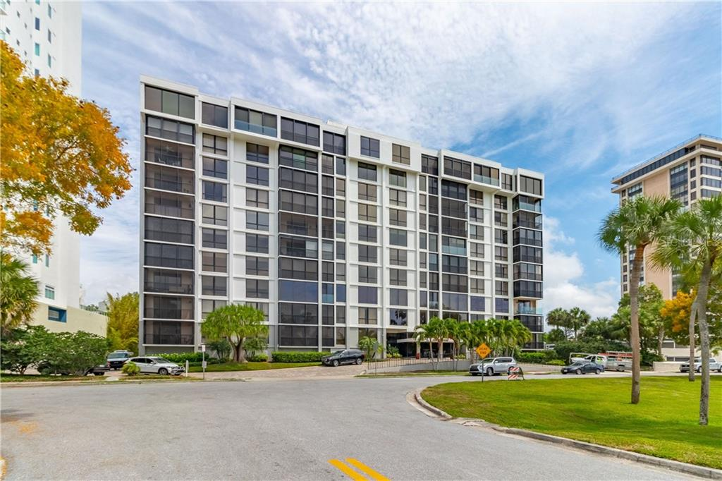 Condo Rider - Condo for sale at 707 S Gulfstream Ave #203, Sarasota, FL 34236 - MLS Number is A4464387