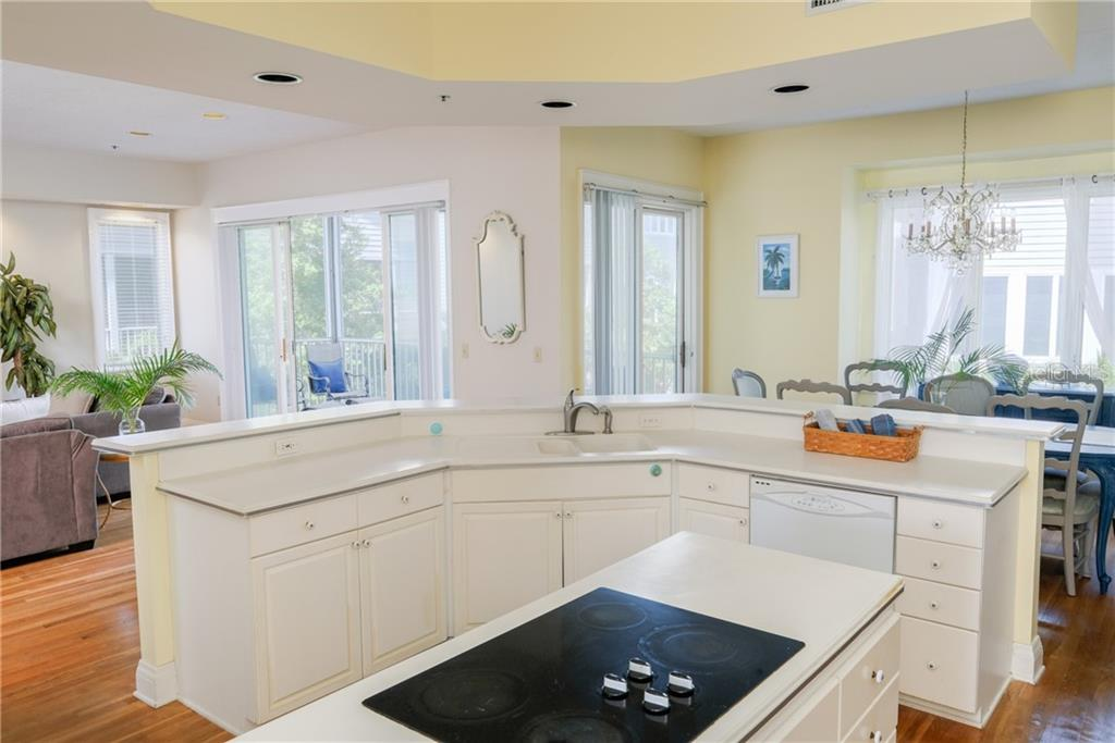 Open entertaining space. - Condo for sale at 515 Forest Way, Longboat Key, FL 34228 - MLS Number is A4465231