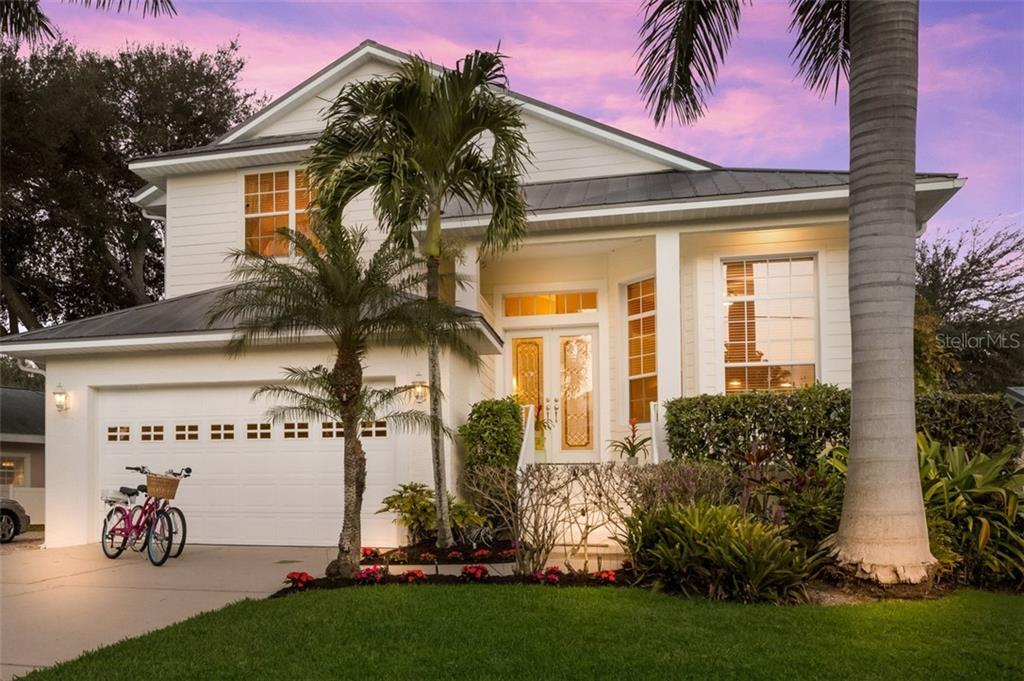 Single Family Home for sale at 5307 Avenida Del Mare, Sarasota, FL 34242 - MLS Number is A4469646