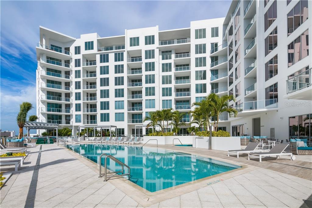 Condo for sale at 111 S Pineapple Ave #606, Sarasota, FL 34236 - MLS Number is A4470240