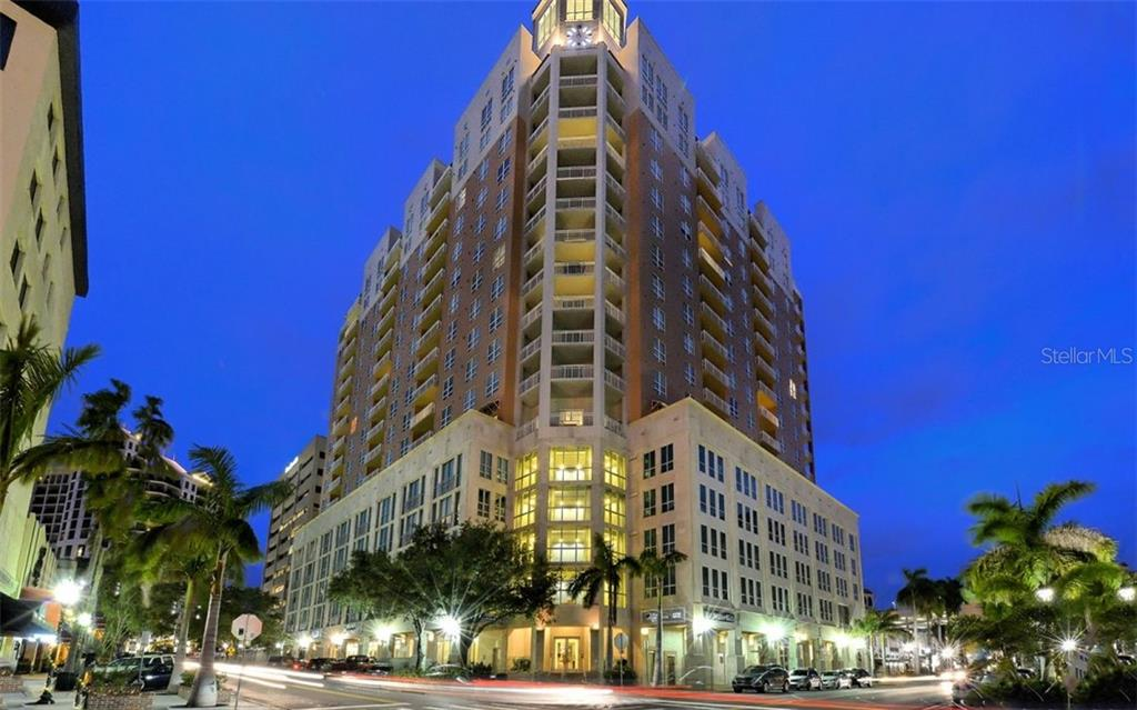Condo for sale at 1350 Main St #1706, Sarasota, FL 34236 - MLS Number is A4470772