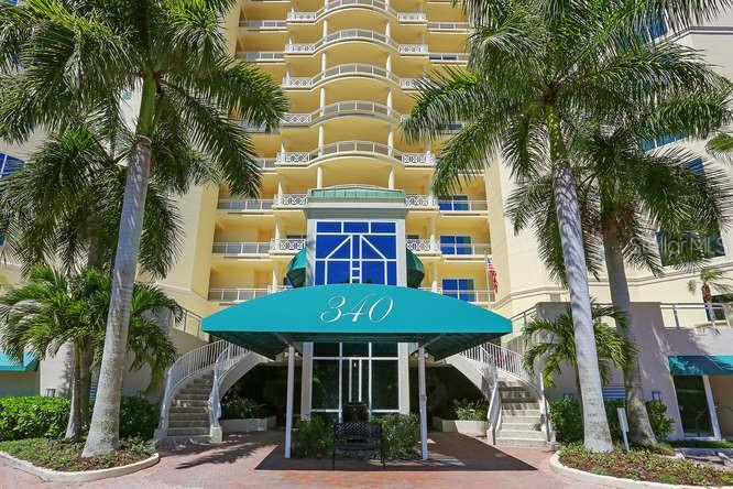 Condo for sale at 340 S Palm Ave #Pl1, Sarasota, FL 34236 - MLS Number is A4471687