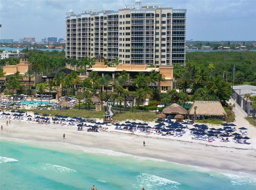 The Beach Residences - Condo for sale at 1300 Benjamin Franklin Dr #708, Sarasota, FL 34236 - MLS Number is A4471978