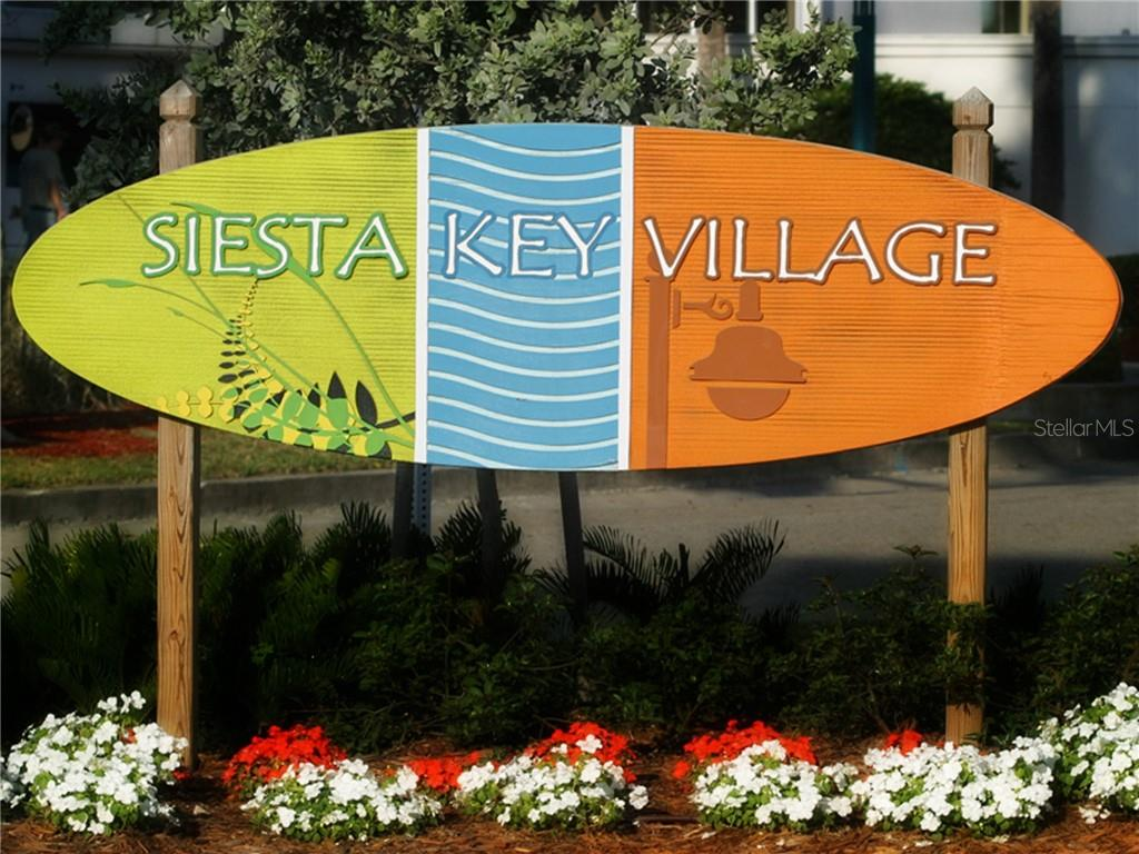 Siesta Key village is less then 1 1/2 miles away with its many restaurants and cafes. - Condo for sale at 5770 Midnight Pass Rd #509c, Sarasota, FL 34242 - MLS Number is A4472645