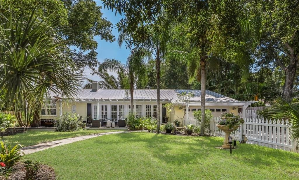 Survey - Single Family Home for sale at 1846 Lincoln Dr, Sarasota, FL 34236 - MLS Number is A4479312