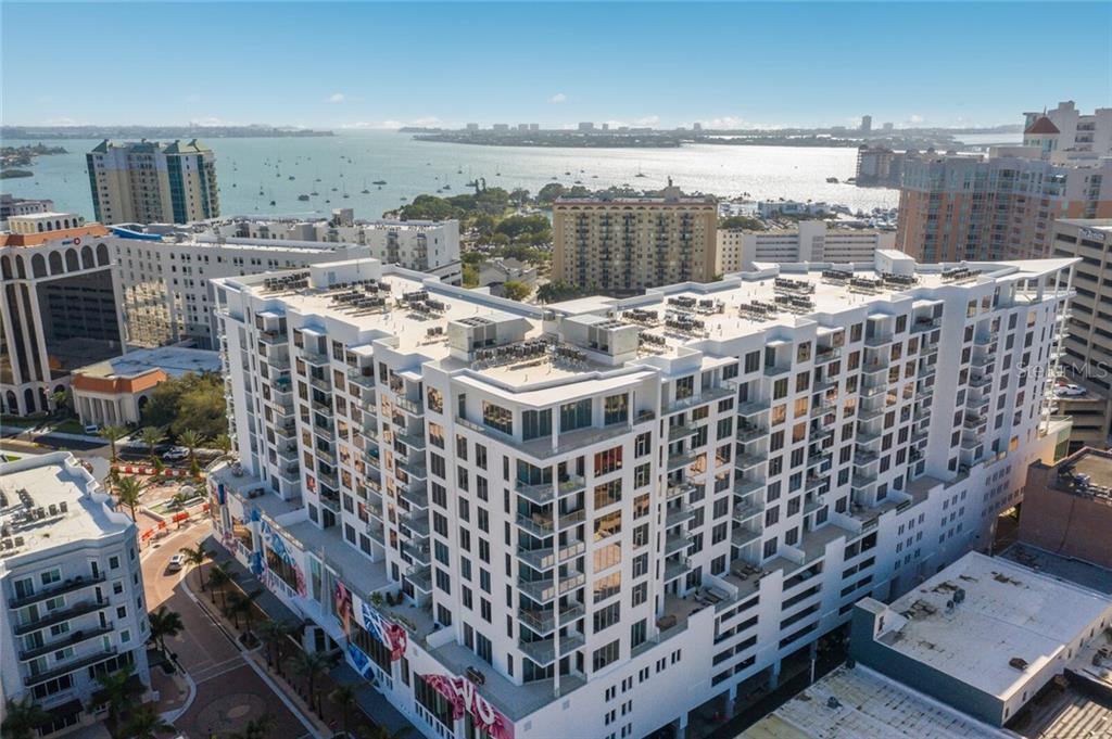 Seller Property Disclosure - Condo for sale at 111 S Pineapple Ave #1008, Sarasota, FL 34236 - MLS Number is A4480308