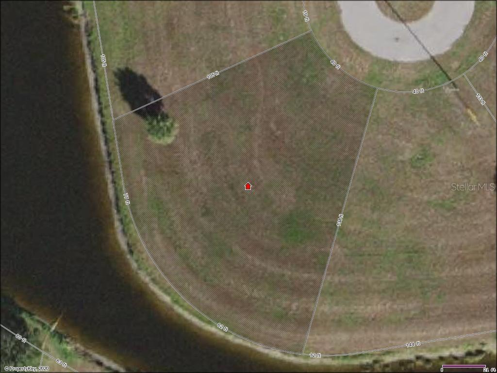 Vacant Land for sale at 16309 Cayman Ln, Punta Gorda, FL 33955 - MLS Number is A4480997