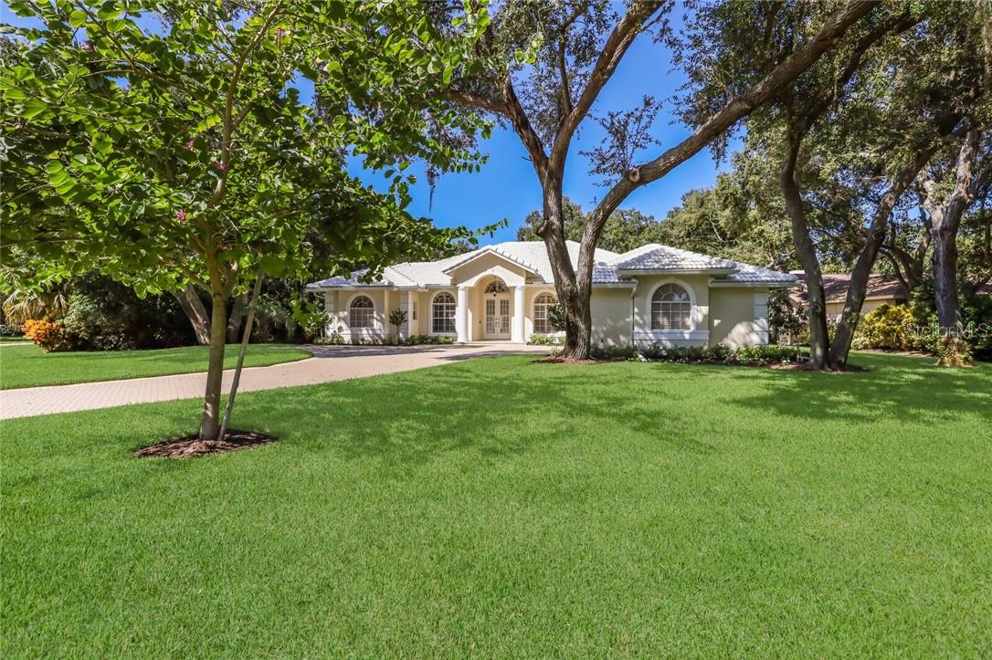 Sellers Disclosure - Single Family Home for sale at 8484 Woodbriar Dr, Sarasota, FL 34238 - MLS Number is A4483059