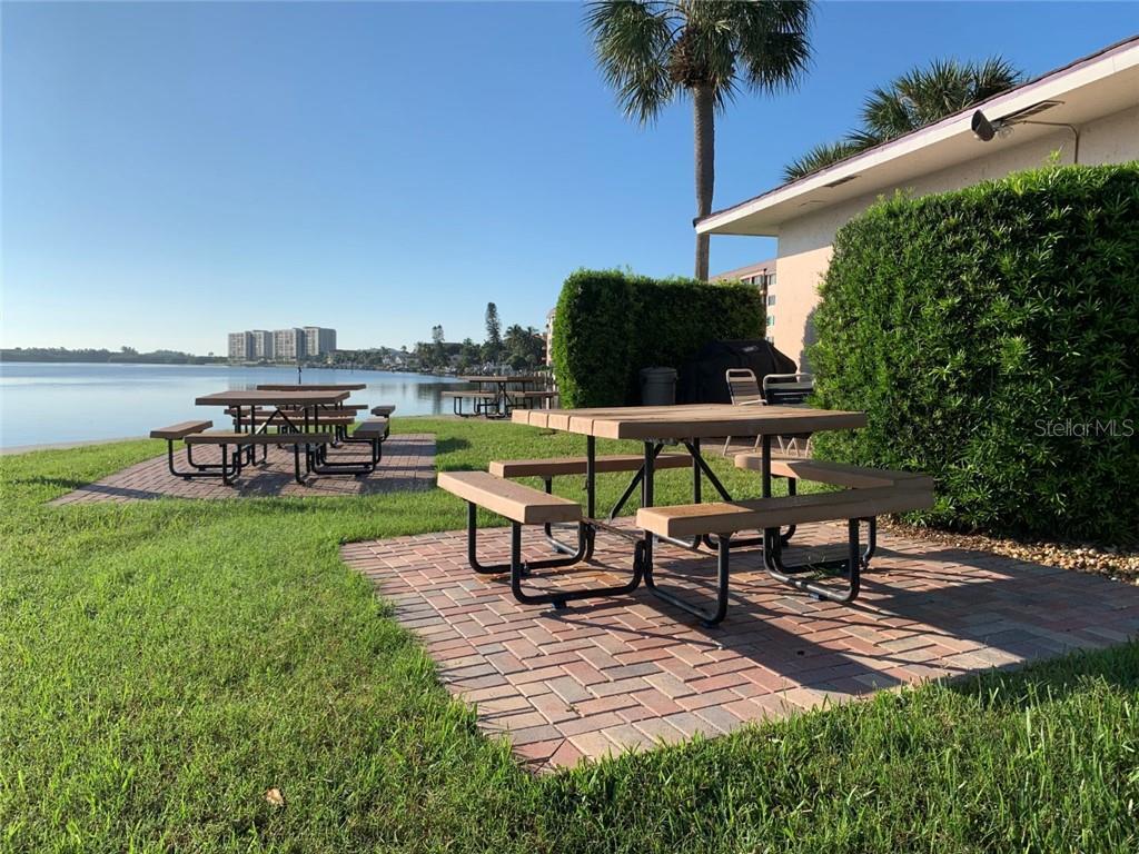 Picnic Area - Condo for sale at 9011 Midnight Pass Rd #328, Sarasota, FL 34242 - MLS Number is A4483601
