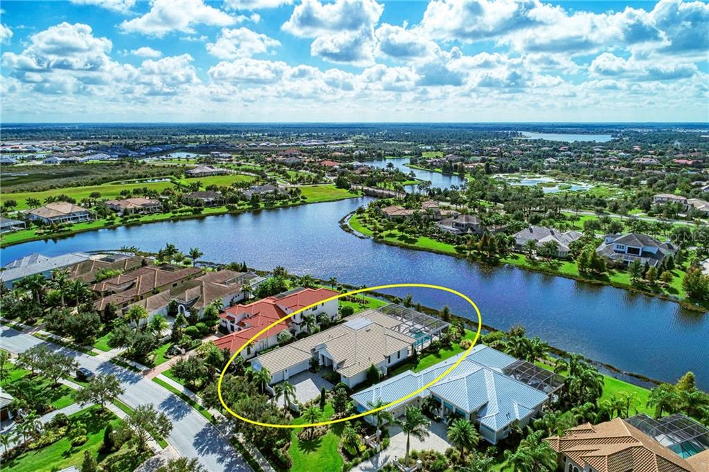 Single Family Home for sale at 16416 Daysailor Trail, Lakewood Ranch, FL 34202 - MLS Number is A4483921
