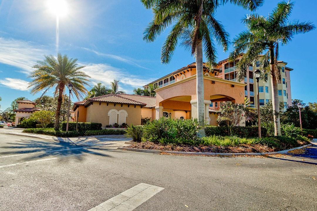 Gorgeous clubhouse with clubroom, private library and fitness center - Condo for sale at 5591 Cannes Cir #506, Sarasota, FL 34231 - MLS Number is A4484243