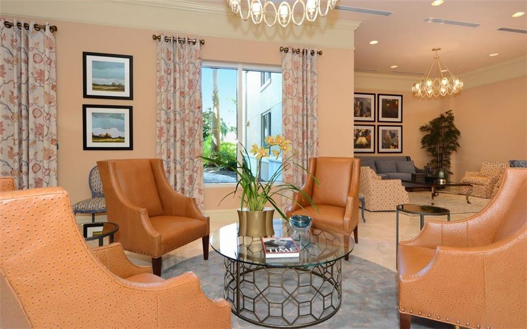Common room - Condo for sale at 800 N Tamiami Trl #1007, Sarasota, FL 34236 - MLS Number is A4485565