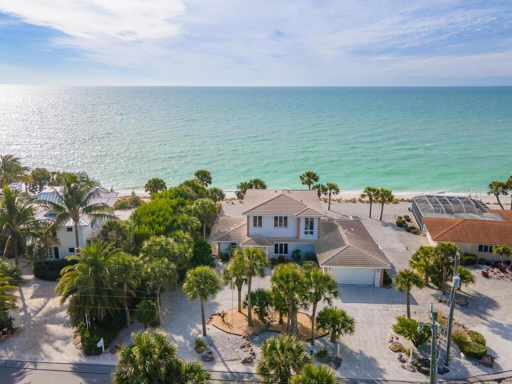 Coastal Construction Control Line - Single Family Home for sale at 3741 Casey Key Rd, Nokomis, FL 34275 - MLS Number is A4489296