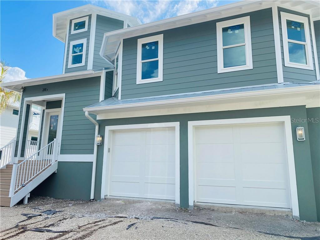 Single Family Home for sale at 211 81st St #A, Holmes Beach, FL 34217 - MLS Number is A4491218