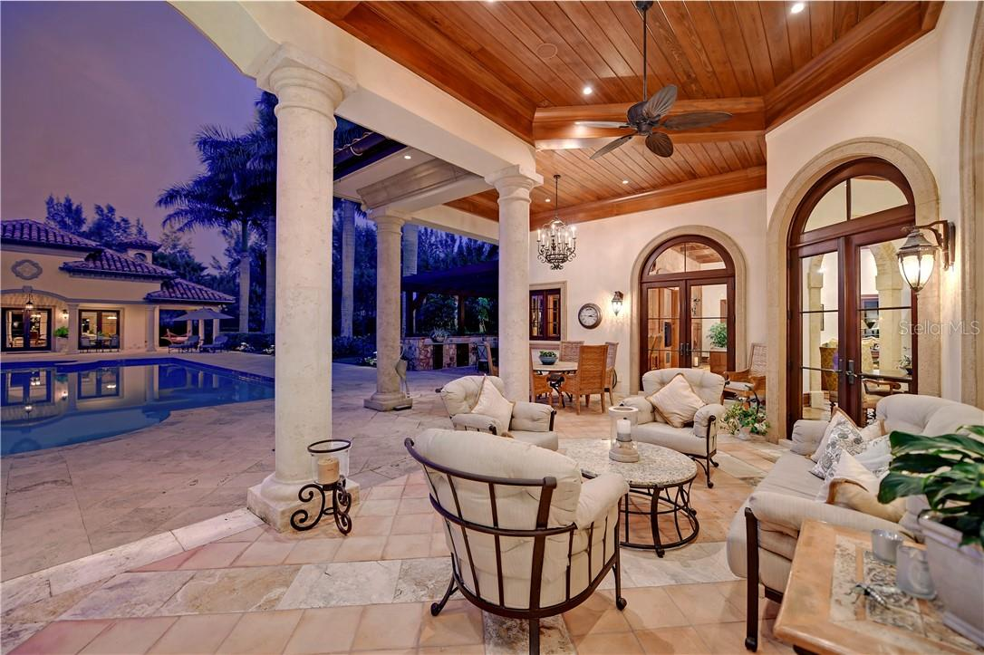 Single Family Home for sale at 1588 N Casey Key Rd, Osprey, FL 34229 - MLS Number is A4496273