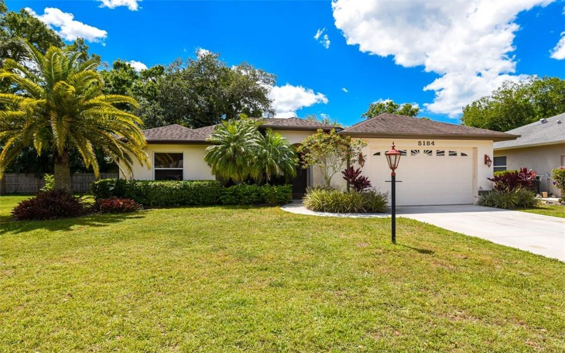 Seller's disclosure - Single Family Home for sale at 5184 Sunnydale Cir S, Sarasota, FL 34233 - MLS Number is A4496345