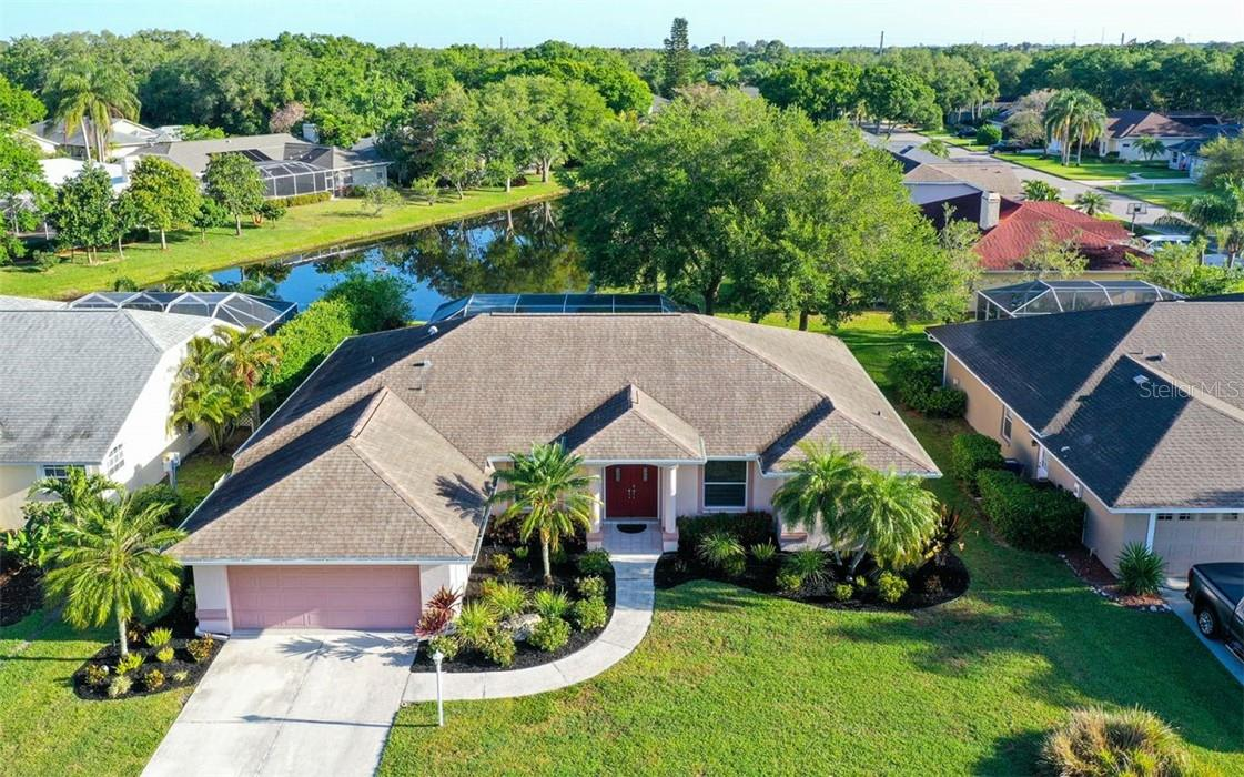 HOA disclosure - Single Family Home for sale at 5221 Sunnydale Cir S, Sarasota, FL 34233 - MLS Number is A4496849