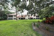 Exterior back view - Condo for sale at 7631 Fairway Woods Dr #601, Sarasota, FL 34238 - MLS Number is A4168292