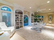 2nd level bonus room - Single Family Home for sale at 640 Rountree Dr, Longboat Key, FL 34228 - MLS Number is A4169177