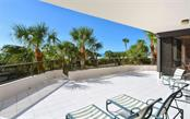 Oversized Terrace with Walk Down - Condo for sale at 535 Sanctuary Dr #c108, Longboat Key, FL 34228 - MLS Number is A4172623