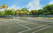 Tennis Courts - Condo for sale at 535 Sanctuary Dr #c108, Longboat Key, FL 34228 - MLS Number is A4172623