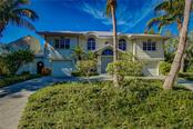 front elevation - Single Family Home for sale at 569 Juan Anasco Dr, Longboat Key, FL 34228 - MLS Number is A4173741