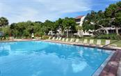 Community 2nd swimming pool - Condo for sale at 6263 Midnight Pass Rd #101, Sarasota, FL 34242 - MLS Number is A4182245