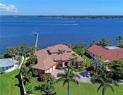 Aerial from Front - Single Family Home for sale at 370 Highland Shores Dr, Ellenton, FL 34222 - MLS Number is A4188456