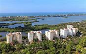 Meridian Towers overlooking Little Sarasota Bay, Intracoastal and the Gulf of Mexico - Condo for sale at 409 N Point Rd #601, Osprey, FL 34229 - MLS Number is A4189564