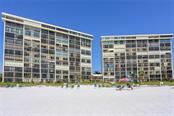 Building exterior - Condo for sale at 20 Whispering Sands Dr #1103, Sarasota, FL 34242 - MLS Number is A4192663