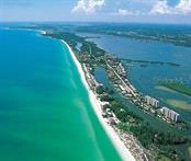 The beautiful green waters and white sand beaches... - Condo for sale at 439 Beach Rd #e, Sarasota, FL 34242 - MLS Number is A4192797