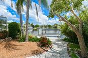Boat lift - Single Family Home for sale at 5515 Contento Dr, Sarasota, FL 34242 - MLS Number is A4194719