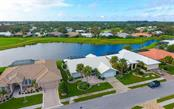Beautiful Water Views On the Signature Hole & Very Well Manicured Home - Single Family Home for sale at 1632 Valley Dr, Venice, FL 34292 - MLS Number is A4197771