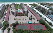 Aerial view - Condo for sale at 6480 Midnight Pass Rd #217, Sarasota, FL 34242 - MLS Number is A4202790