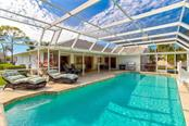 Pebble-Tec pool surface, salt system heated pool is ready for your year-round enjoyment! - Single Family Home for sale at 3508 Avenida Madera, Bradenton, FL 34210 - MLS Number is A4205393