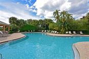 Resort style community pool. - Single Family Home for sale at 3729 Summerwind Cir, Bradenton, FL 34209 - MLS Number is A4215992