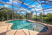 Heated salt water Pool - Single Family Home for sale at 432 Sorrento Dr, Osprey, FL 34229 - MLS Number is A4402898