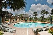 Pool at the Residences - Condo for sale at 1300 Benjamin Franklin Dr #507, Sarasota, FL 34236 - MLS Number is A4403882