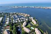 Aerial view. - Condo for sale at 3920 Mariners Way #323a, Cortez, FL 34215 - MLS Number is A4416115