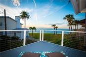 Deck has spectacular view! Sunsets! - Single Family Home for sale at 108 Sand Dollar Ln, Sarasota, FL 34242 - MLS Number is A4421218