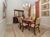 Dining room - Single Family Home for sale at 1361 Bayshore Dr, Englewood, FL 34223 - MLS Number is A4433943
