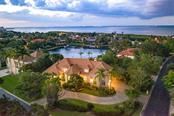 HOA - Single Family Home for sale at 501 Harbor Point Rd, Longboat Key, FL 34228 - MLS Number is A4438974