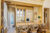 Powder room - Single Family Home for sale at 845 Longboat Club Rd, Longboat Key, FL 34228 - MLS Number is A4440615