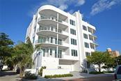 Welcome to The Pearl - fresh contemporary design for today's lifestyle. - Condo for sale at 609 Golden Gate Pt #202, Sarasota, FL 34236 - MLS Number is A4441802