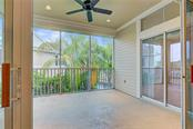 Balcony - Condo for sale at 8009 Tybee Ct #8009, University Park, FL 34201 - MLS Number is A4443678