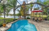 This is a view of the rear of the property - Single Family Home for sale at 6510 Field Sparrow Gln, Lakewood Ranch, FL 34202 - MLS Number is A4457243