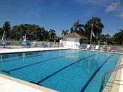 Olympic lap pool. - Condo for sale at 977 Sandpiper Cir #977, Bradenton, FL 34209 - MLS Number is A4474554