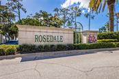 Rosedale is a 24-hour gated community with strict access, offering an added level of security for those who enjoy locking and leaving. - Single Family Home for sale at 9618 53rd Dr E, Bradenton, FL 34211 - MLS Number is A4477826